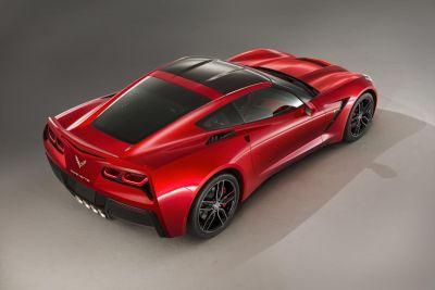 Chevrolet Corvette Stingray: negli USA a partire da $51,995