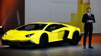 Lamborghini Aventador LP 720-4 50° Anniversario. Le immagini da Shanghai