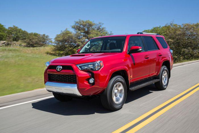 Toyota 4Runner 2014 immagini e video ufficiali