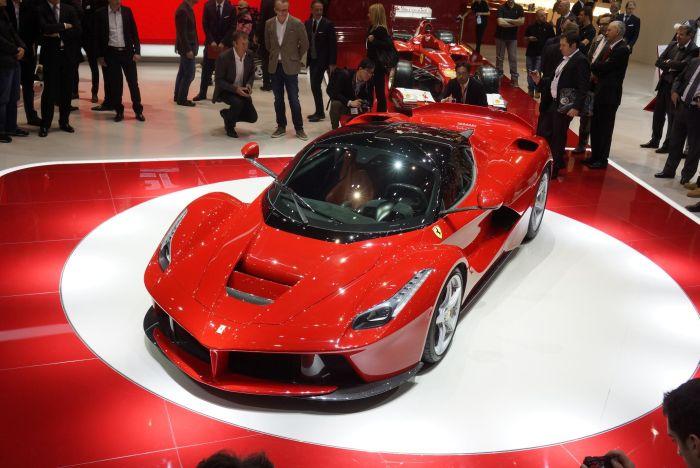 Ferrari: nel DNA la spinta di innovare