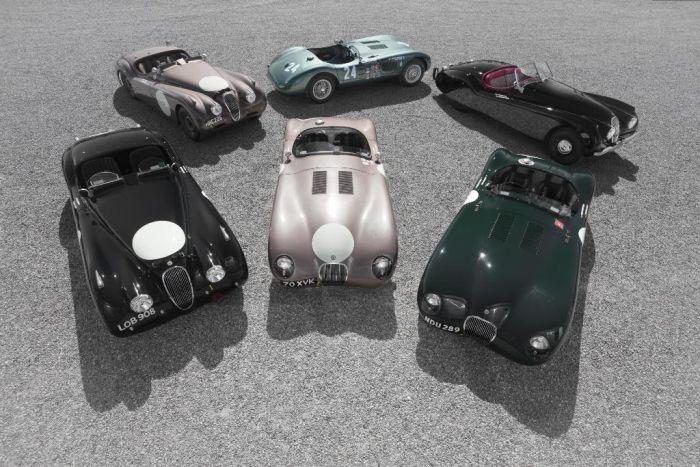 Jaguar alla Mille Miglia 2013