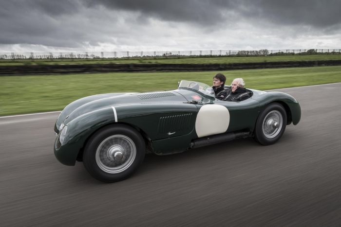 Mille Miglia 2013: Chris Hoy e David Gandy tra i driver Jaguar