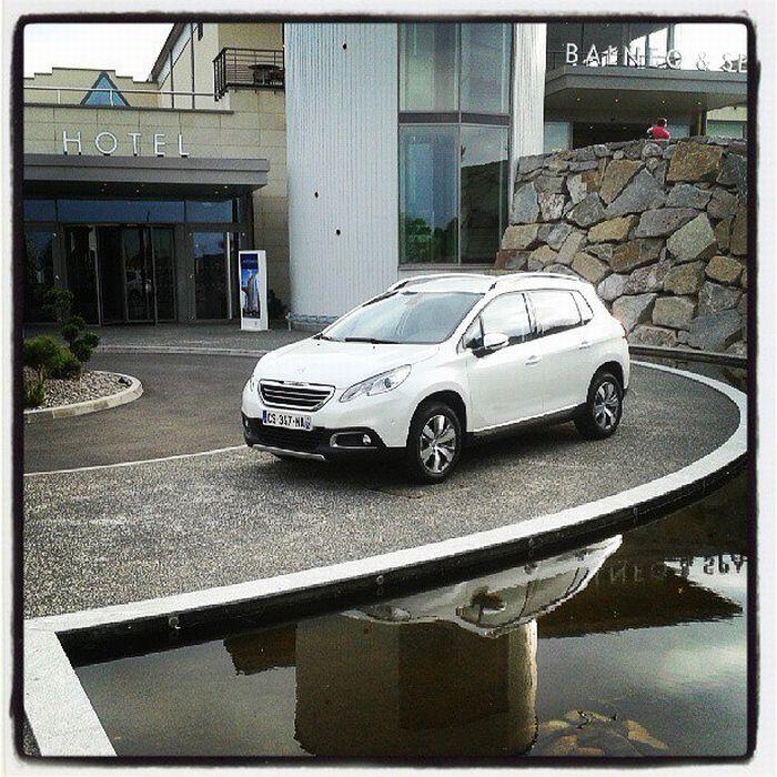 Peugeot 2008 lo stiamo provando per voi in Alsazia