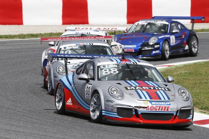 Porsche 911 GT3 Cup Martini Racing - Sebastian Loeb