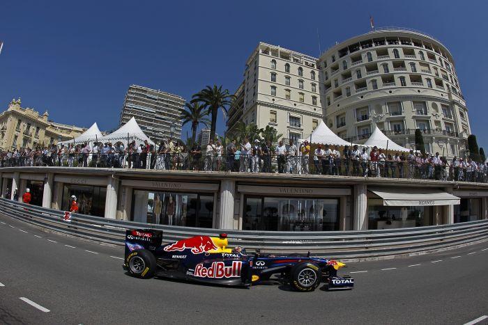 Renault F1 Monaco Grand Prix