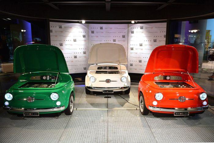 SMEG 500: la spiccata personalità della Fiat 500 in una nuova veste