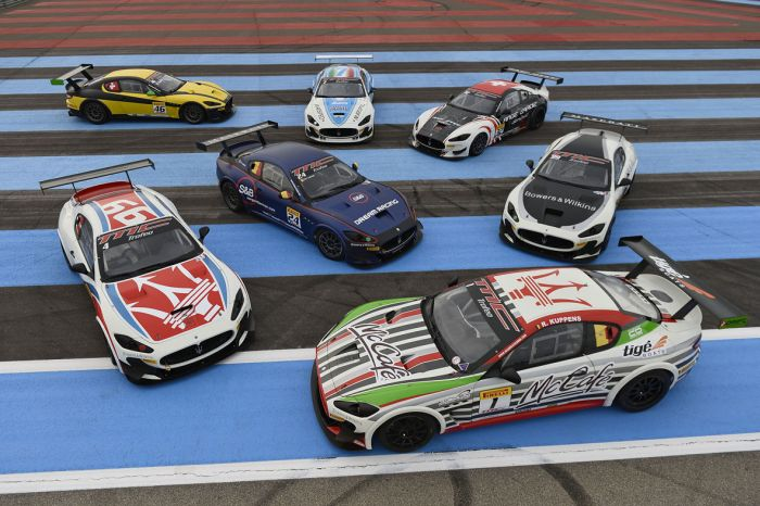 Il Maserati Trofeo MC World Series fa tappa al Nuerburgring