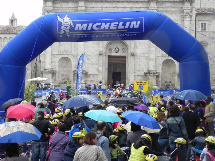 Villaggio Michelin per la Sicurezza Stradale partito il Tour 2013