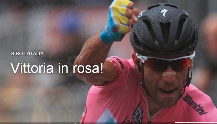 Vincenzo Nibali e Jarno Trulli, due campioni animati da una comune passione