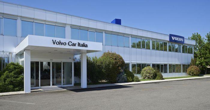 Volvo Car Italia la filiale italiana cambia nome