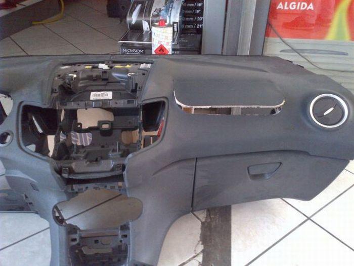 Auto usate: è allarme sugli airbag che spariscono dalla plancia