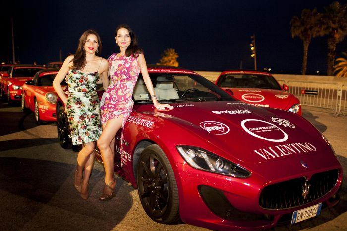 Cash & Rocket a bordo di Maserati GranCabrio Sport