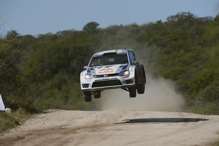 Dominio Ogier al Rally di Sardegna