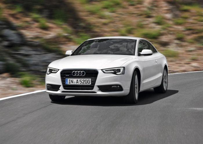 Gamma Audi A5 tutte le novità