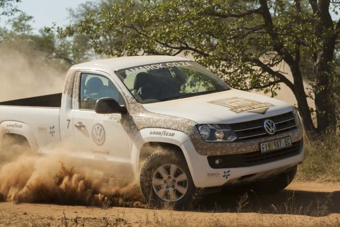 I pneumatici 4x4 Goodyear Wrangler AT SA  protagonisti dello Spirit of Africa 2013 01