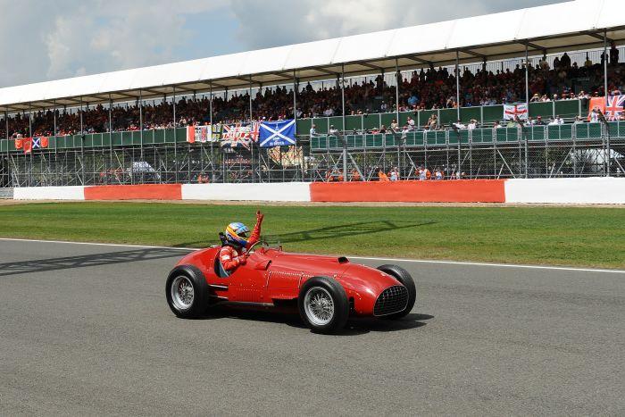 La Formula 1 e la Ferrari tornano protagoniste a Silverstone
