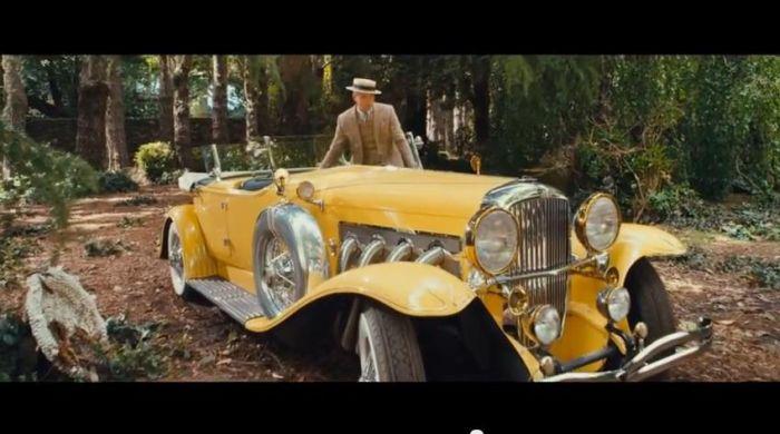 Le auto all 39 epoca de il grande gatsby for E and j motors