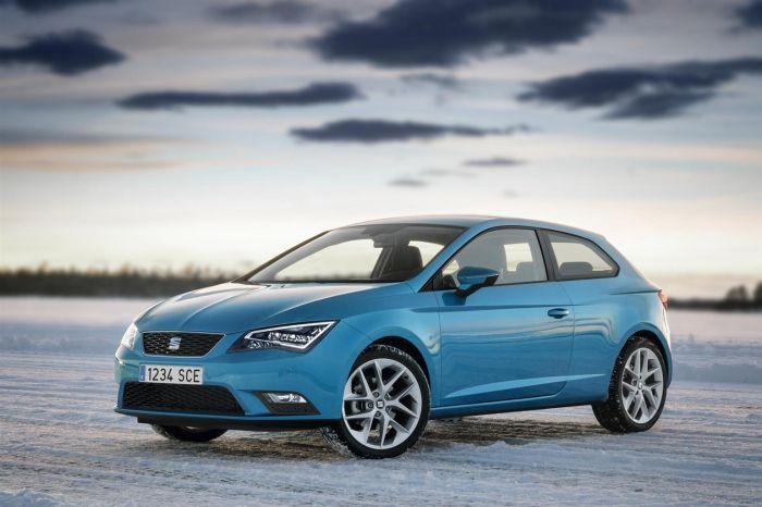 Pronta per competere con le berline Sport Coupè 3 porte la nuova Leon SC della Seat