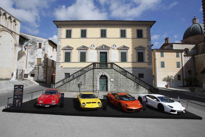 """Stephan Winkelmann, Presidente e AD di Automobili Lamborghini, riceve il """"Premio Internazionale BARSANTI e MATTEUCCI"""""""