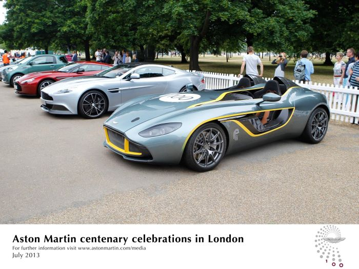 Aston Martin: a Mercedes-AMG GmbH  il 5% della Casa inglese