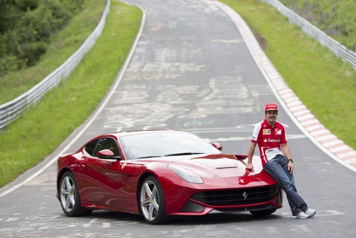 E' la velocità la migliore amica di Fernando Alonso…
