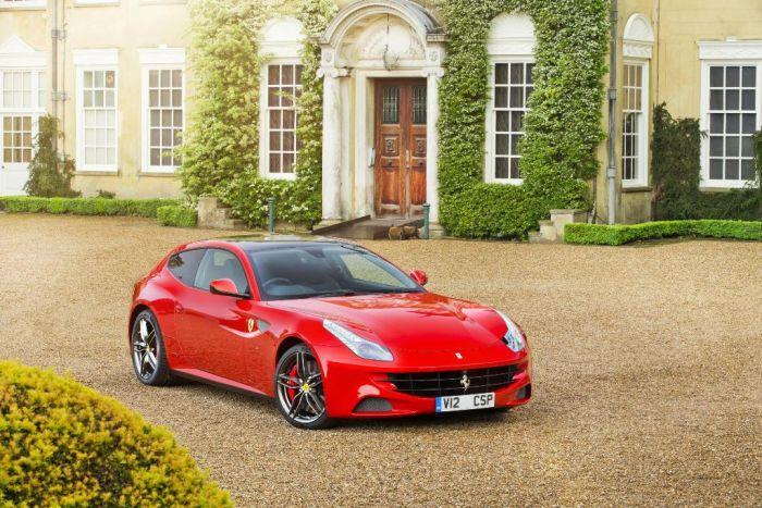 Ferrari Brand tra i più amati in UK, sarà protagonista a Goodwood 2013