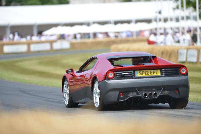 Ferrari Goodwood Festival of Speed 2013