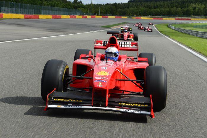 I Ferrari Racing Days 2013 di Hockenheim raccontati da Fernando Alonso [VIDEO]