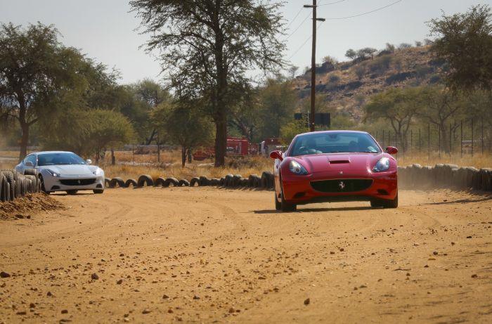 La Ferrari sbarca in Namibia 02