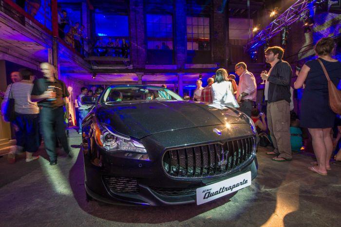 Maserati sponsor della 70° Mostra Internazionale d'Arte Cinematografica della Biennale di Venezia