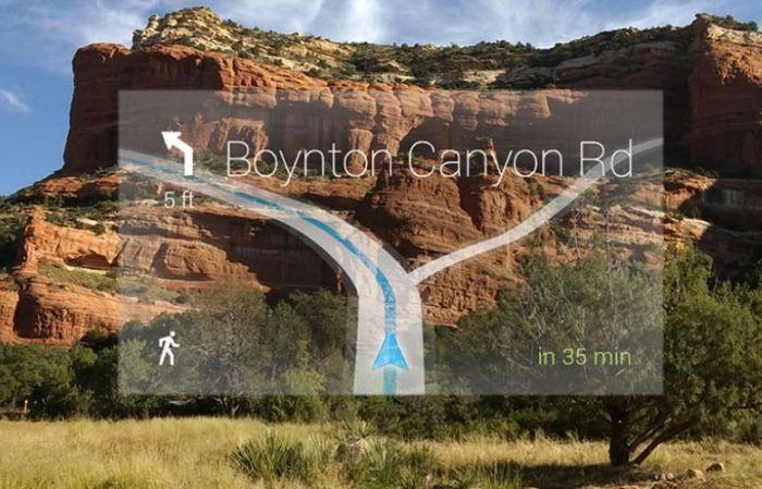 Mercedes-Benz e Google Glass per la navigazione satellitare