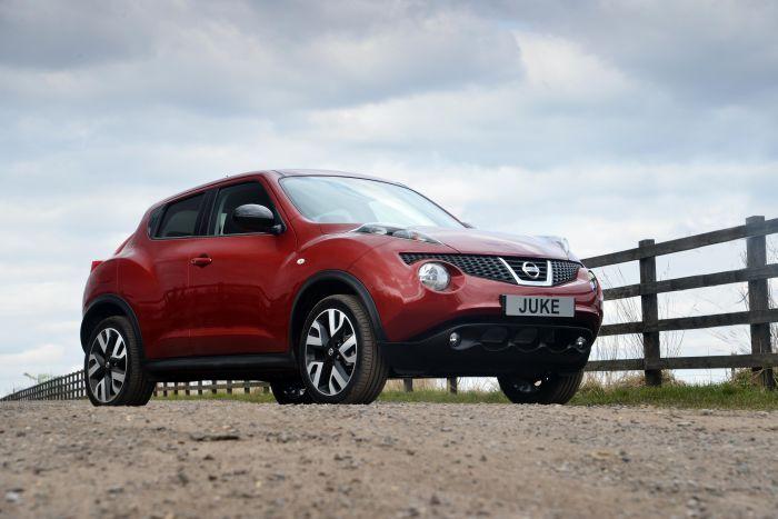 Nissan Italia registra una quota di mercato vetture del 3,79