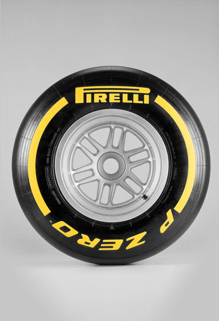 Pirelli ci svela i segreti del Gran Premio di Germania, Nurburgring 5-7 luglio 2013   - Pirelli_P_Zero_Soft-YELLOW_031