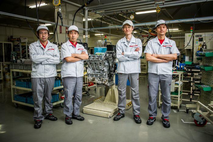 Takumi la maestria artigianale di ogni Nissan GT-R