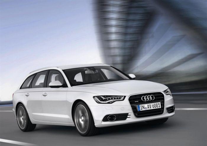 Audi A6: versione quattro edition per la motorizzazione 3.0 TDI 204 CV S tronic quattro