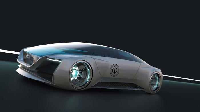 Audi Fleet Shuttle Quattro protagonista del film Ender's Game 01