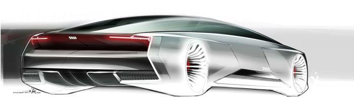 Audi Fleet Shuttle Quattro protagonista del film Ender's Game 02