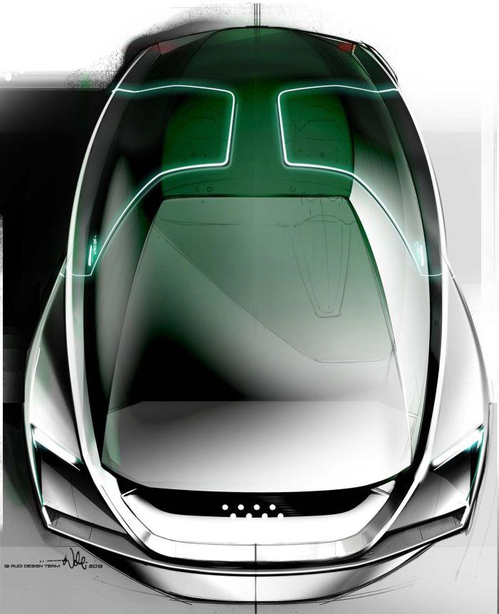 Audi Fleet Shuttle Quattro protagonista del film Ender's Game 05