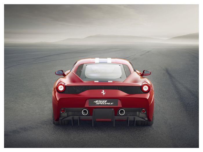 Ferrari 458 Speciale: V8 senza compromessi