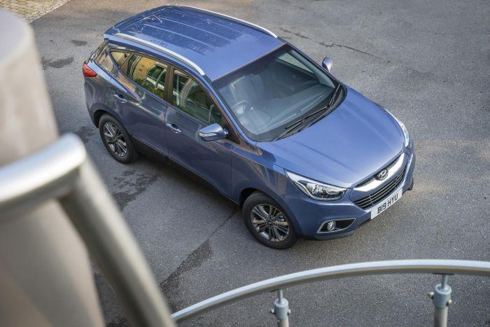 Nuova Hyundai ix35: caratteristiche e prezzi per l'Italia