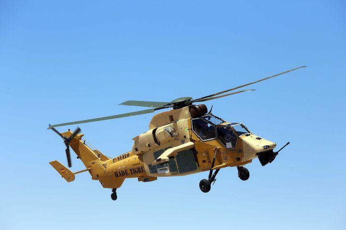 Elicottero Yamaha : Volo inaugurale per il primo elicottero d attacco tiger