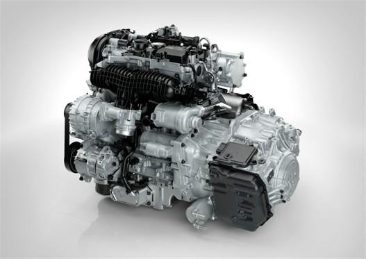 Volvo: nuovi propulsori Drive-E
