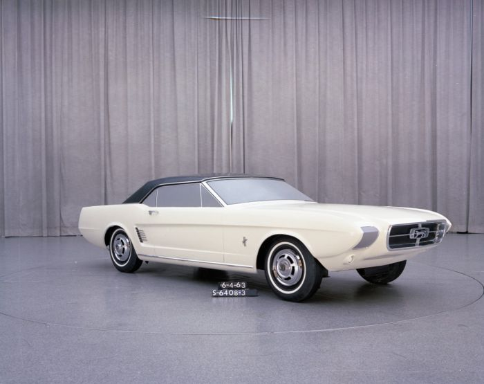 1963 Ford Mustang MK II Concept