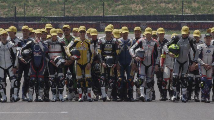 """Al via su Italia 1 e 2 """"Dunlop Moto Academy"""" il nuovo programma sulla guida in moto firmato Dunlop"""