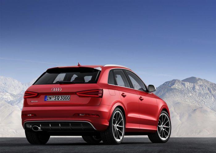 Audi: in prevendita la sportiva Audi RS Q3 e la nuova ammiraglia A8