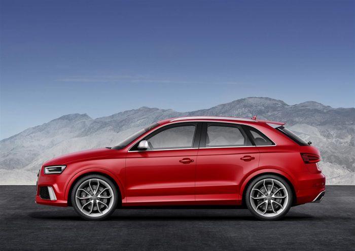 Audi in prevendita la sportiva Audi RS Q3 e la nuova ammiraglia A8 02