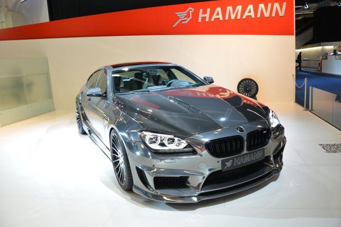 BMW M6 Mirr6r by Hamann IAA 2013 01