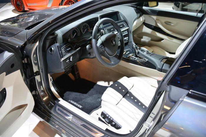 BMW M6 Mirr6r by Hamann IAA 2013 02