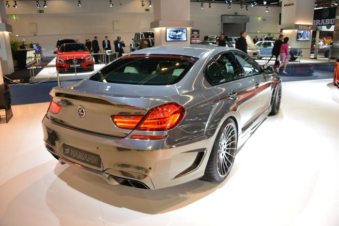BMW M6 Mirr6r by Hamann IAA 2013 04