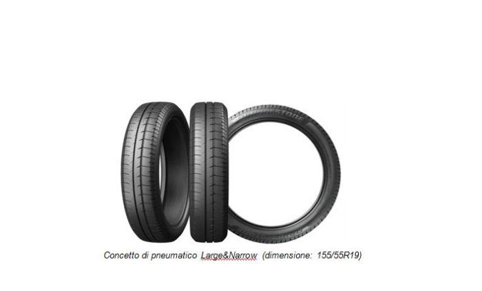 Bridgestone presenta ologic technology